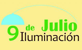 9 de Julio Iluminación